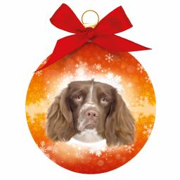 Baubles - English Springer Spaniel