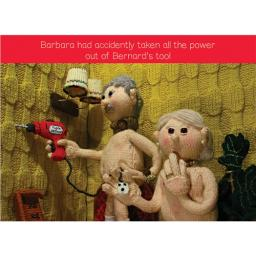 Nudinits Card - Power Tools