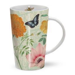 Latte Mug - Anemone Blanda