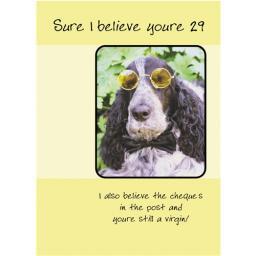 What A Hoot Card - Imagine Dog