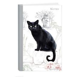 Pollyanna Pickering Stationery - Hardcover Notebook (A5 - Cat)