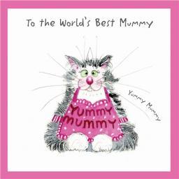 Ann Edwards Card - Yummy Mummy