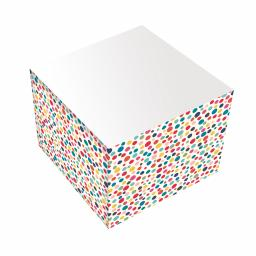 Bohemia Stationery - Jotter Block - Dots