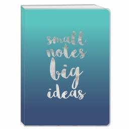 Bohemia Stationery - Plastic Cover Notebook - Big Ideas