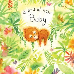 Fizzle Pop Card Collection - New Baby