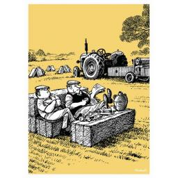 Thelwell Card - Time For Tea