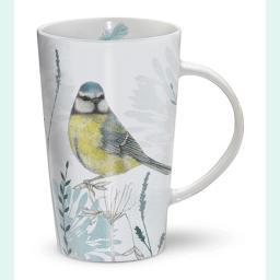Latte Mug - RSPB Blue Tit