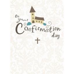 Confirmation Card - Church On Hill