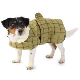 Tweed Dog Coat (Large)