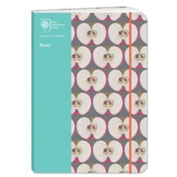 RHS Stationery - Flexi Notebook (A6 - Apples)