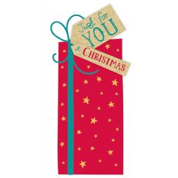 Christmas Card (Single) - Money Wallet - Present