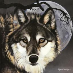Pollyanna Pickering Collection - Wolf