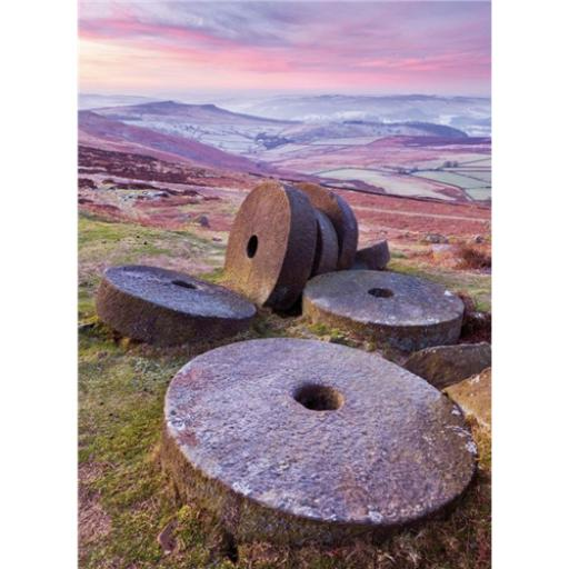 Perfectly Picturesque Card - Stanage Edge (Peak District)