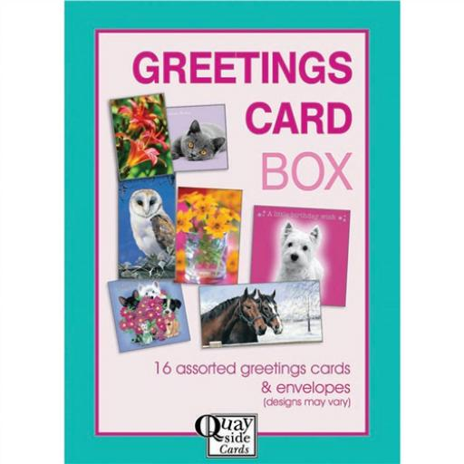 Bumper Box Card Assortment - Assorted Designs
