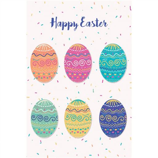 Easter Card Pack - Easter Eggs