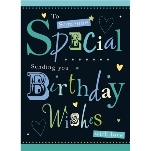 Family Circle Card - Someone Special