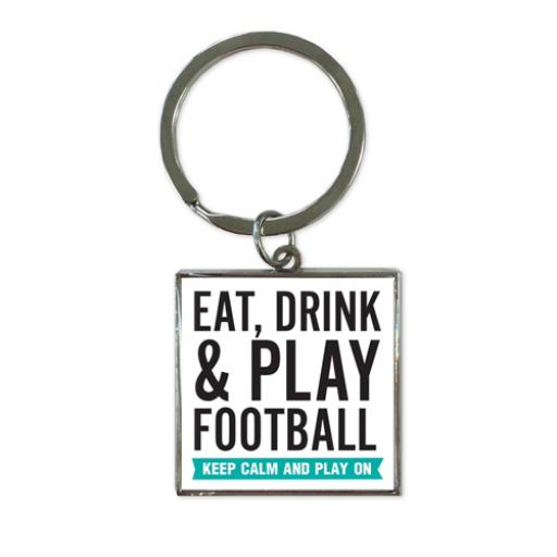 Key Ring - Football