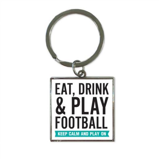 Key Ring - Football
