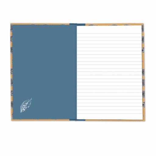 RSPB - A5 Hardcover Notebook (Hedgehog)