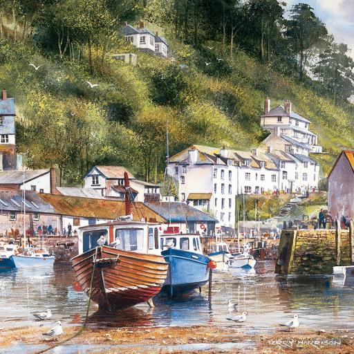 Quayside Gallery Card Collection - Polperro