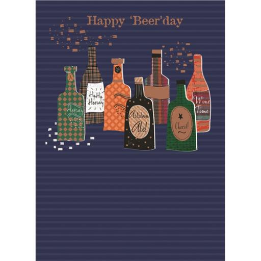 Just Saying Card - Beer Day!