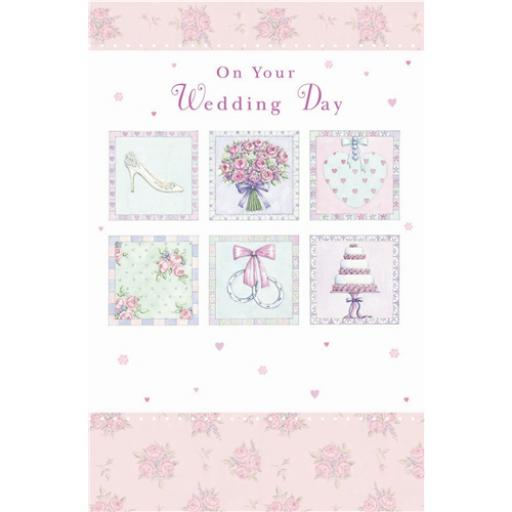 Wedding Card - Wedding Icons