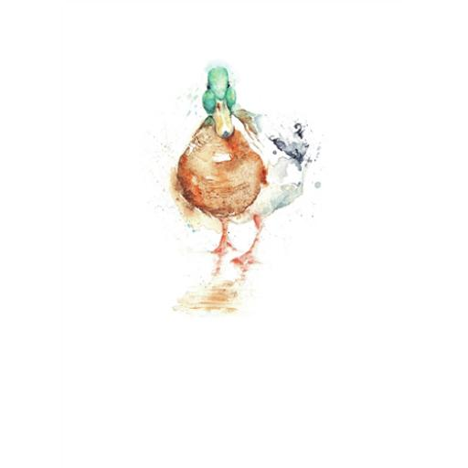 Farm & Country Card - Duck
