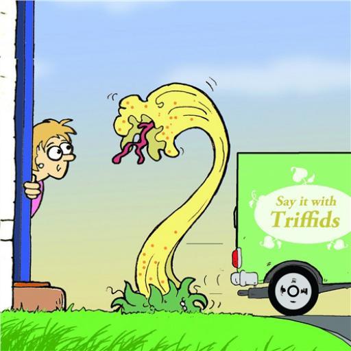 Twizler Card - Triffids