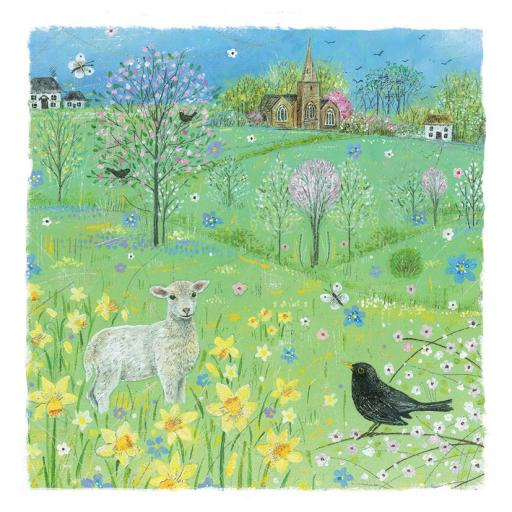 Easter Card Pack - Easter Scene