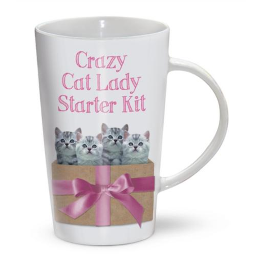 Latte Mug - Cat Starter Kit