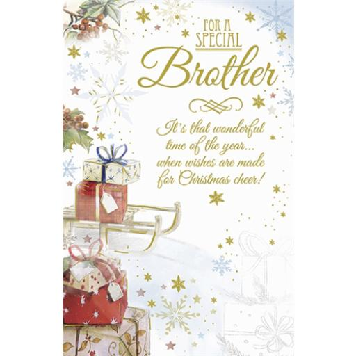 Christmas Card (Single) - Brother