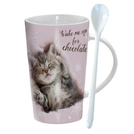 Chocolatte Mugs - Wake Me Up