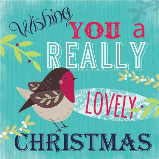 Charity Christmas Card Pack - The Robins Wish