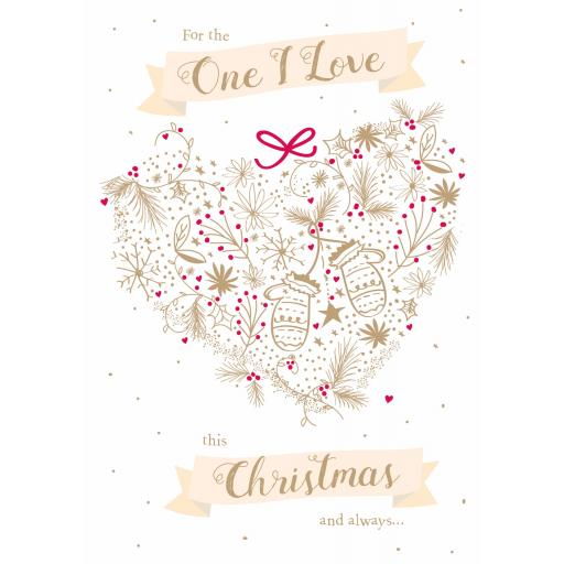 Christmas Card (Single) - One I Love
