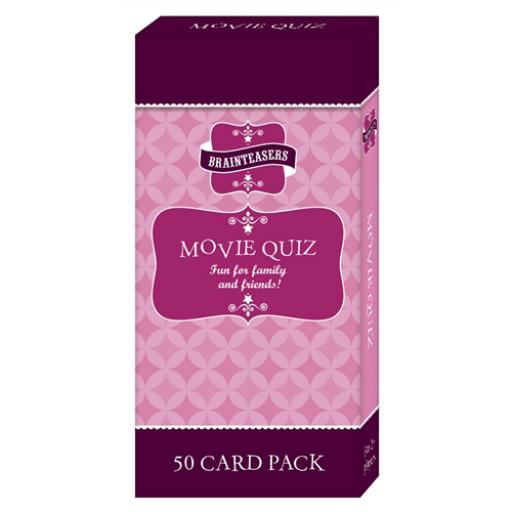 Brainteasers - Quiz - Movie Quiz