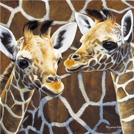 Pollyanna Pickering Collection - Giraffes
