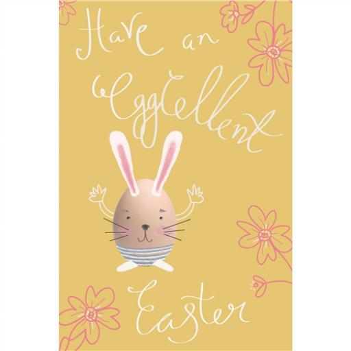 Easter Card Pack (Mini) - Eggcelent Easter