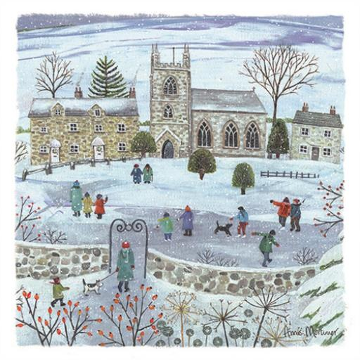 Help For Heroes Christmas Card Pack (Small) - Christmas Church