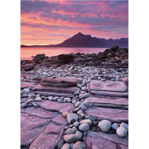 Perfectly Picturesque Card - Elgol Beach (Isle Of Skye)