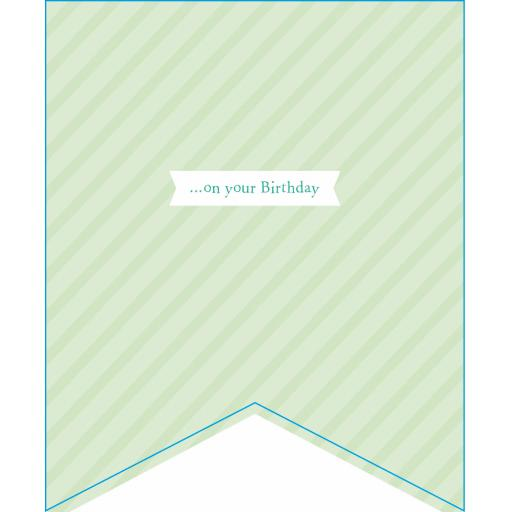Birthday Treats Card Collection - Herbs
