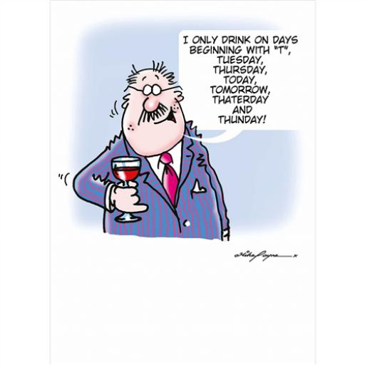 The Wine Buffs Collection - Drinking Days