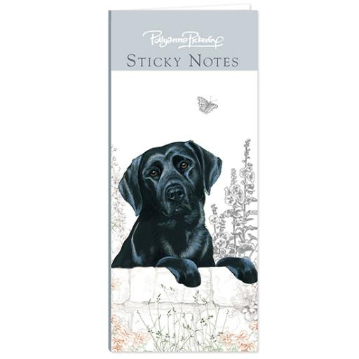 Pollyanna Pickering Stationery - Mini Sticky Notes Selection (Labrador)