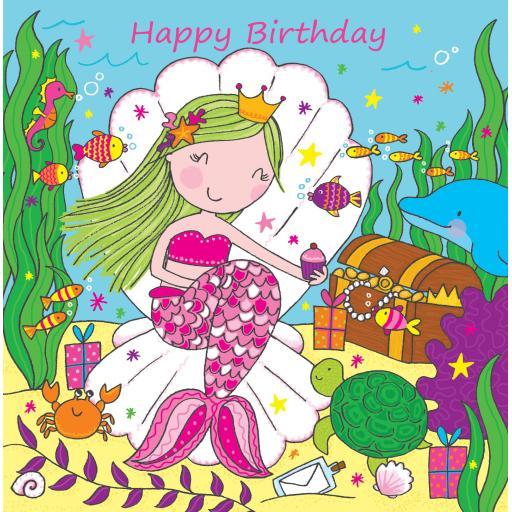 Twizler Card - Lily (Happy Birthday)
