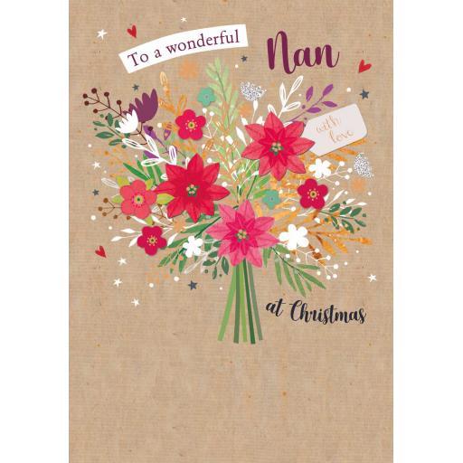 Christmas Card (Single) - Nan