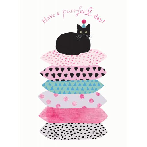 Pom Poms Card Collection - Party Kitchen