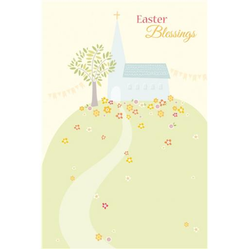 Easter Card Pack (Mini) - Church On A Hill