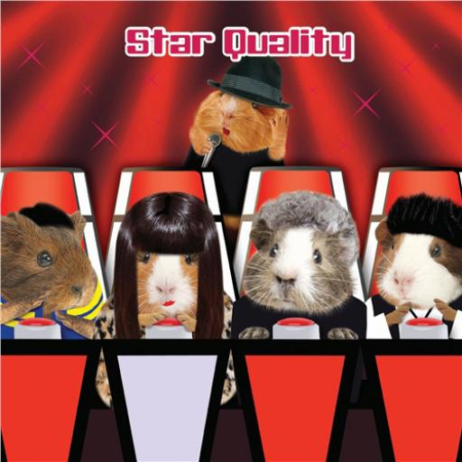 Crazy Crew Card - Star Quality (Congratulations)
