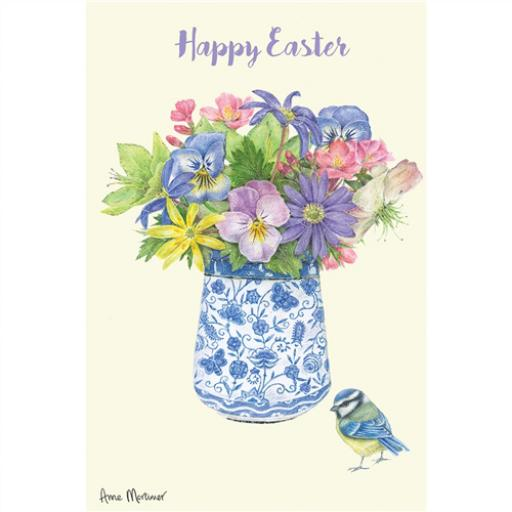 Easter Card Pack (Mini) - Floral Vase