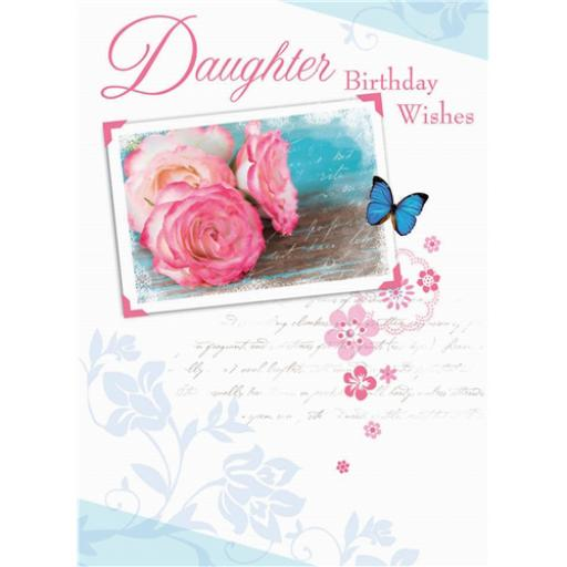 Family Circle Card - Daughter