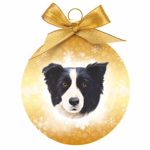 Baubles - Border Collie